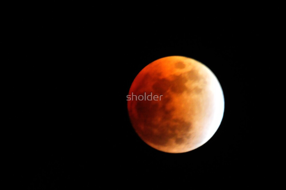 Lunar Eclipse 2/20/08 by sholder