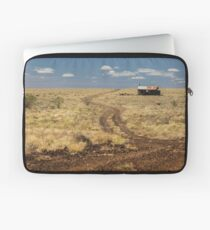 Down the Dusty Road Laptop Sleeve