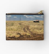 Down the Dusty Road Studio Pouch