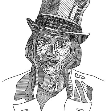 Willy Wonka by Matti-walker