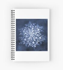 That snowflake Spiral Notebook