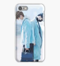 LEAVING iPhone Case/Skin
