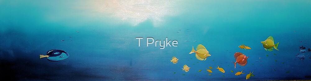 Fishy Fun by T Pryke
