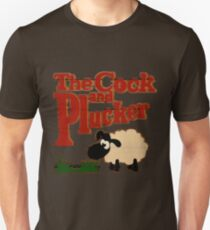 The COCK and PLUCKER Unisex T-Shirt