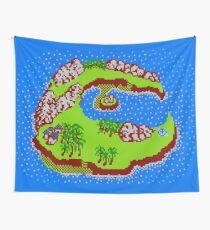 StarTropics - C Island Wall Tapestry