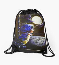 Wayfinding Drawstring Bag