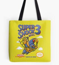 Super Shock Bros 3 Tote Bag