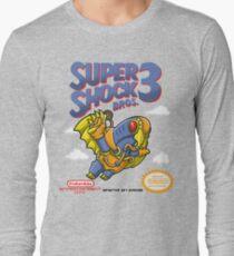 Super Shock Bros 3 Long Sleeve T-Shirt