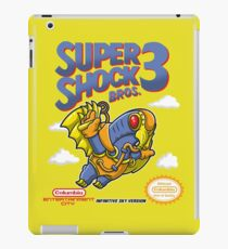 Super Shock Bros 3 iPad Case/Skin