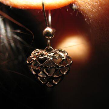 love earing by flowerindattic