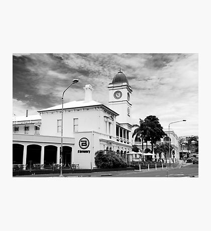 """Post Office Townsville - Now a pub """"The Brewery"""" Photographic Print"""