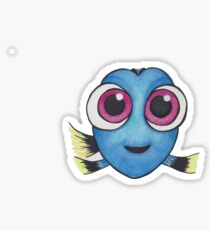 Baby Dory Sticker