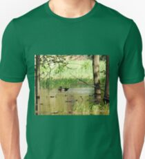 Wood Duck Mates Unisex T-Shirt