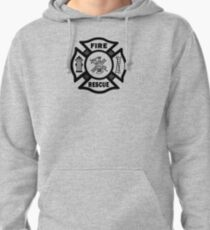 Firefighter Rescue Pullover Hoodie
