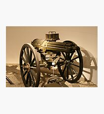 army arsenal Photographic Print