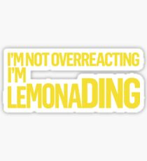 Lemonading (Titus) Sticker