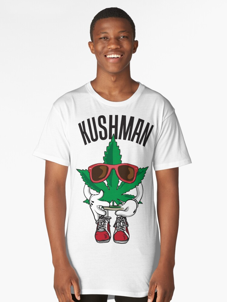 KUSHMAN Long T-Shirt Front