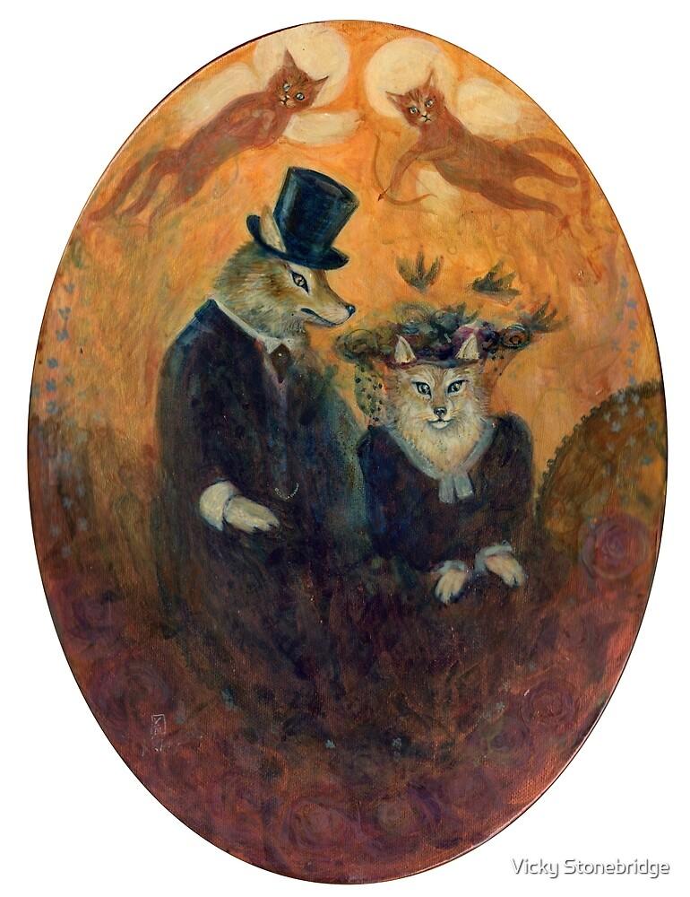 The Happy Couple. by Vicky Stonebridge