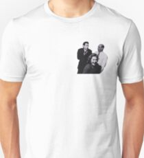 Mulder, Scully and Skinner  Unisex T-Shirt