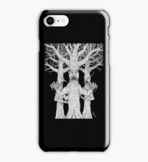 Denizens of the Diabolic Wood iPhone Case/Skin