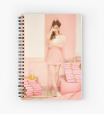 sana signal twice Spiral Notebook
