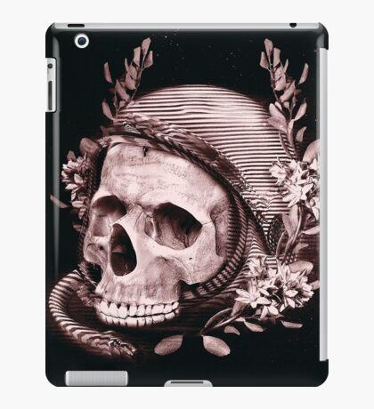 Astro Skull iPad Case/Skin