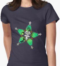 Ventus - Wind Wayfinder Womens Fitted T-Shirt