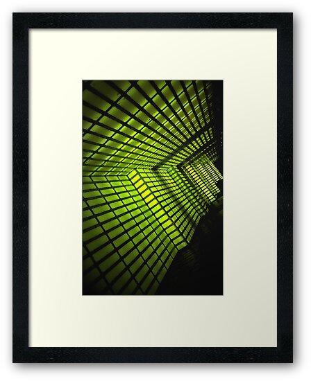 the green walk by Anthony Mancuso