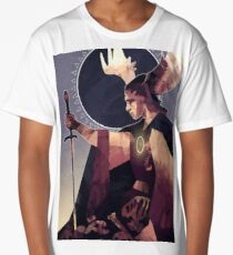 Die Walküre (The Valkyrie) Long T-Shirt