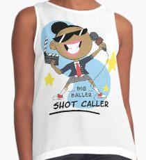 Big Baller. Shot Caller Contrast Tank