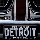 Imported From Detroit by dlhedberg