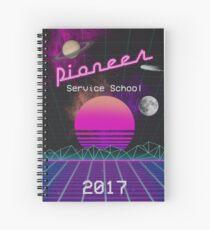 Pioneer Service School 2017 (Design no. 3)  Spiral Notebook