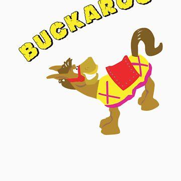 Buckaroo by stuartm65