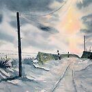 """""""December Dawn"""" by Glenn  Marshall"""