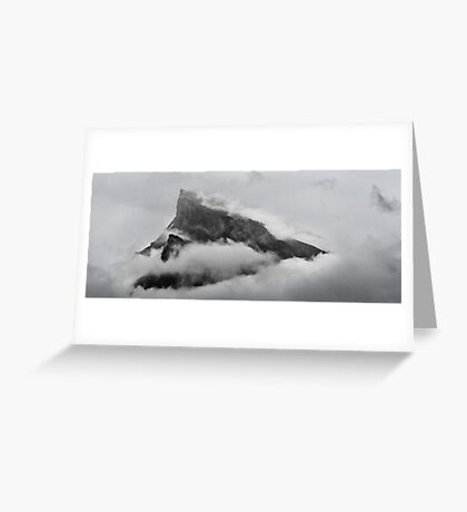 Top of the Clouds Greeting Card