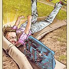 The United States of Absurdity - Action Park by James Fosdike