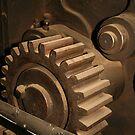 Vintage Cog in the Machine by patjila by patjila