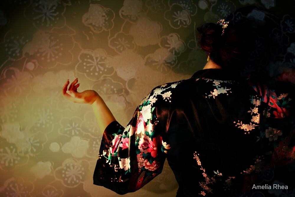 miyako odori by Amelia Rhea