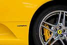 Yellow F430 by dlhedberg