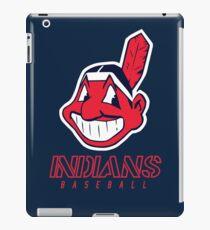 Cleveland Indians Baseball iPad Case/Skin
