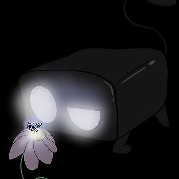Black Boxy by HuffleRuff