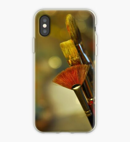 Art Tools iPhone Case