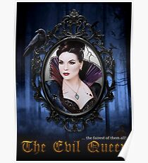 The Evil Queen poster  Poster