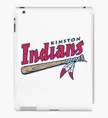 kinston indians iPad Case/Skin