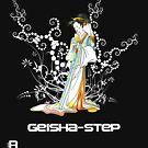 Geisha-Step by David Avatara