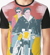 Yellow Brick Road Graphic T-Shirt