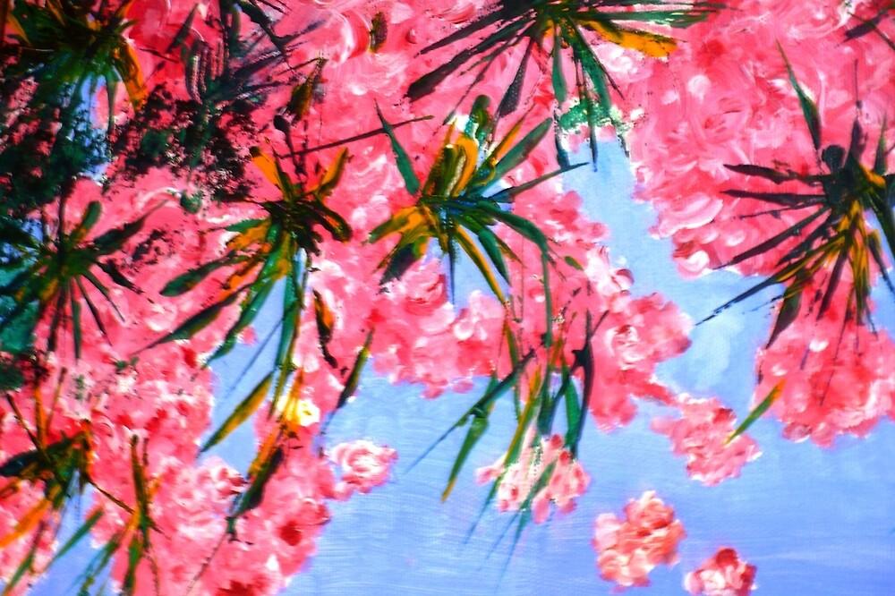 Oleander by Susan Harley