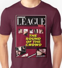 """Human League shirt """"The sound of the crowd"""" T-Shirt"""