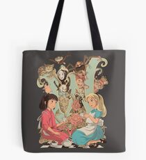 Wonderlands Tote Bag