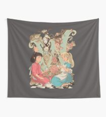 Wonderlands Wall Tapestry